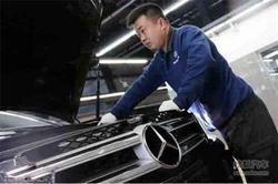 站在客户角度修车 访奔驰售后技师苏泽红