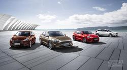 福特发布全新中级车阵容 吹响新品攻势号角
