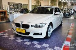 [温州市]宝马3系最高优惠7.8万 少量现车
