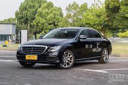 [上海]奔驰E级最高降价2.68万 现车充足