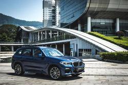 """全新BMW X3 xDrive 28i让你对""""纠结""""说NO"""