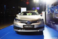 卡罗拉双擎E+新车预售发布会 登陆杭州!