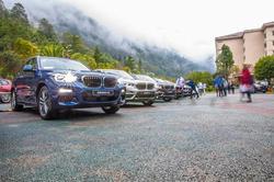 蜀道通关 全新BMW X3全路况全气候全体验