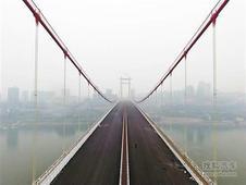 寸滩长江大桥进入收尾阶段 预计年内建成