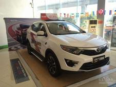 海南正大 东南DX7荣耀版SUV正式上市发布