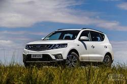 [成都]远景SUV现车供应 全系优惠0.2万元