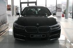 科技提升豪华 搜狐长春实拍中顺宝BMW7系