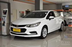 [杭州]雪佛兰科鲁兹:最高降3万元 有现车