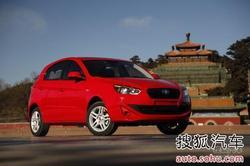 [济宁]一汽欧朗两厢优惠1.2万元现车销售