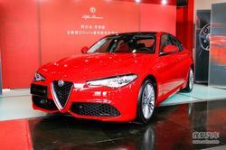 阿尔法罗密欧Giulia降价1.5万 现车充足
