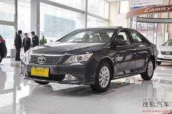 [绥化]丰田凯美瑞最高优惠2.5万元有现车