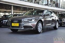 [张家口]购奥迪A6L最高优惠5万 现车供应