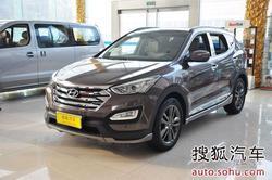 [邯郸]进口现代胜达优惠1万元 少量现车