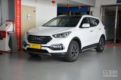 [长沙]现代全新胜达优惠1.4万元现车供应