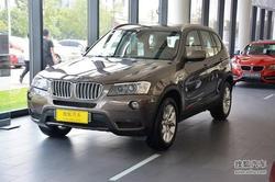[青岛市]宝马X3最高降价6万元 现车销售