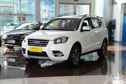 [天津]吉利GX7现车充足 综合优惠1.2万元