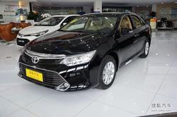 丰田凯美瑞部分车款优惠最高降价1.8万元
