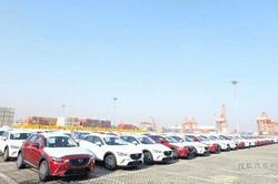 首批Mazda CX-3已到国内 用户提车指日可待