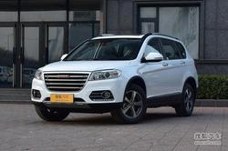 [天津]哈弗H6现车充足购车最高优惠1.6万