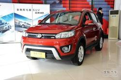 [淄博]长城M4现车充足购车最高优惠0.7万
