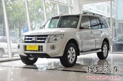 [绍兴]三菱帕杰罗最高降价7.3万少量现车
