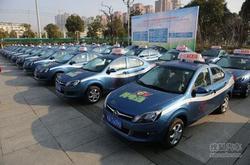 合肥加大新能源车推广 公共交通绿色模式
