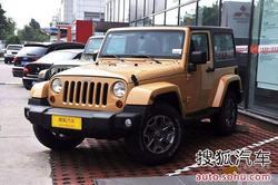 [绍兴]Jeep牧马人两门版送1万礼包现车少