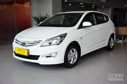 [新乡]现代瑞奕购车优惠1.1万元现车销售