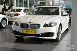 [青岛市]宝马5系最高降价9万元 现车销售