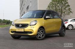 [天津]smartforfour最高降2.3万现车在售