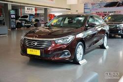 [天津]广汽传祺GA6最低10.28万起 送礼包