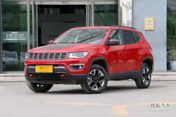 Jeep指南者降价促销中现购优惠可达4万元