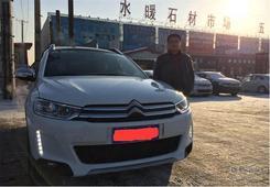 东风雪铁龙C3-XR东北三省首位车主微访谈