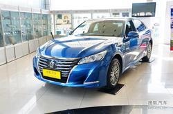 丰田皇冠最高优惠2.5万元 店内有现车售!