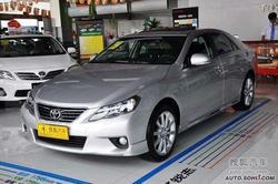 丰田锐志优惠达2万元 最低仅售18.98万元