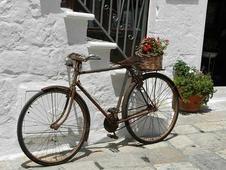 父亲节:从前的自行车,现在的探界者