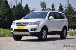 长安CS35领衔 国产精品SUV最低仅售6.3万