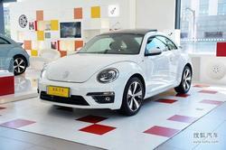 [泰州市]甲壳虫热销中购车优惠达7.68万元