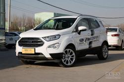 [上海]福特翼搏降价1万元 车型颜色可选