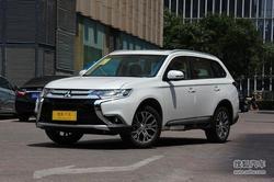 [郑州]广汽三菱欧蓝德降价0.5万现车销售
