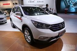 [大连]东风风神SUV AX7展车到店接受预订