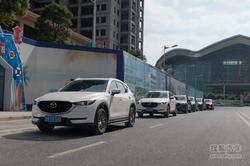 第二代Mazda CX-5荣耀骑士之旅北海站圆满收官