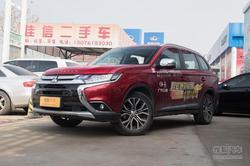 [郑州]广汽三菱欧蓝德最高降价1万 现车足