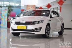 起亚K5全系优惠5万 高性价比中级车之选!