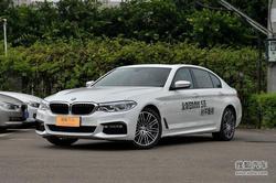 [杭州]全新宝马5系售44.99万起 少量现车