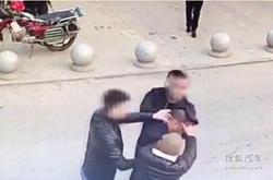 未带停车卡遭保安拦下 司机带人围殴保安