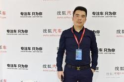 搜狐专访川汽野马四川区域经理王伟先生
