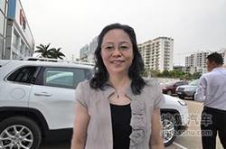 访JEEP辛桂晶:吉普自由光为何无车可卖?