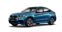 嘉兴地区仅此一台 BMW X6长滩蓝限量版