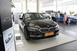 科技感十足 全新BMW 5系Li苏州到店实拍!